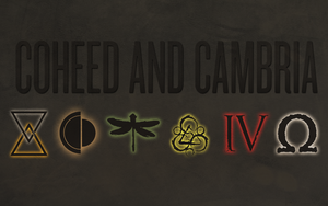 Coheed Desktop 2012 Dark by Vendictar