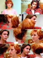 The Breakfast Club Closet Kiss by xladyjagsvb32x