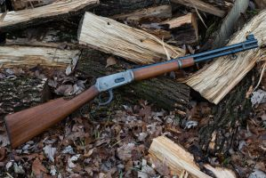 Winchester Model 1894 - Made in 1941 - 30WCF by PLutonius