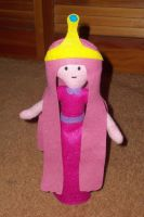 Princess Bubblegum by TashaAkaTachi