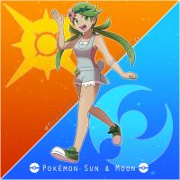 033 Mallow - Sun and Moon Project by kelvin-trainerk