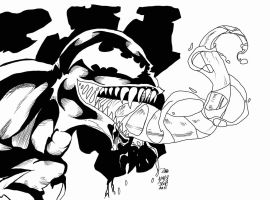 We Are Venom By James Lee Stone by NewEraStudios
