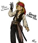 Captain Ed Sparrow by kra