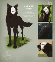 CS - Hanmen the she-wolf by Chaluny