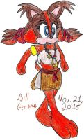Sticks the Wisconsin Badger by germanname