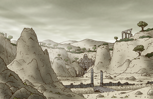Valley of the temple by oldiblogg