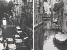venice VS istanbul by p0llymaX