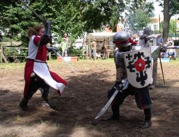 sword Combat 4 by TheHolyWenzel