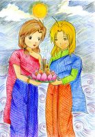 FMA : Loykrathong's Festival by Inachime