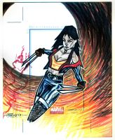 x 23 AP commission by TomKellyART