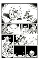 Mirrors and Monsters, Page 1 by TaylorCarlisle