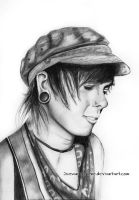 Christofer Drew - NSN by Joesantaphene