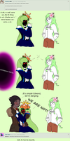 Ask Gardenia: Answers -12 by The9Tard