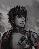 Raised by Dragons (Hiccup HTTYD2) by KT-ExReplica
