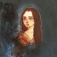 Sansa Stark of Winterfell by starparticles