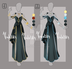 :: Adoptable Outfit 09: AUCTION CLOSED :: by VioletKy