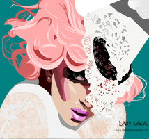 Lady Gaga 1 by brokinau