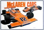 McLaren Cars by johnwickart