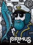 PRIMUS - Chicago, Illinois 13th Sept 2014 18 x 24 by Gumballicious