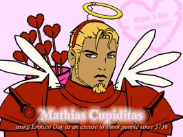 Mathias Cupiditas by nv
