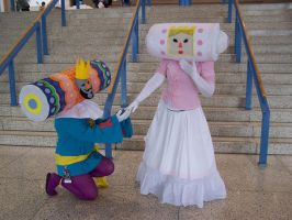 Metrocon 2007- Katamari Damacy by SleepyShippo