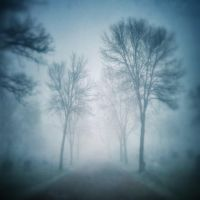 Blue Way I by intao
