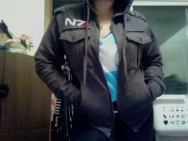 N7 Jacket by 27littlespoons