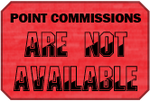 Not Available Point Commissions Badge by LevelInfinitum