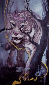 Year of the Tiger by nasimo