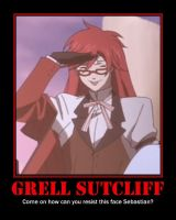 Grell Sutcliff by catgirl3157