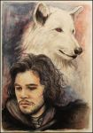 Lord Snow by SallyGipsyPunk