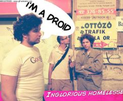 INGLORIOUS HOMELESSES by Petko