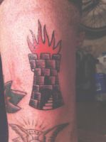 Tower Tattoo by chris3290