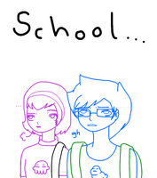 Damn School by Jerena