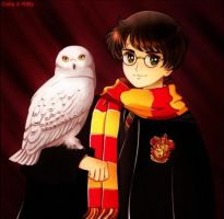 Harry Potter by galia-and-kitty