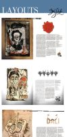 Editorial Layouts by Themrock