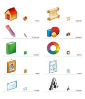 Icon - graphic theme by thomasdian
