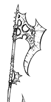 Todays update more weapon inks by bearcavestudios