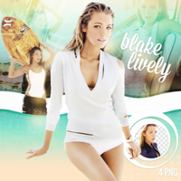 PNG Pack (48) Blake Lively by IremAkbas