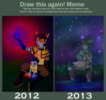 Improvement Meme--Bioluminescence by Hitokiri-Shinzui
