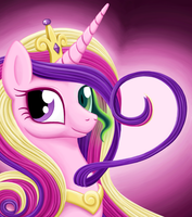 Princess Cadence by TheMoveDragenda