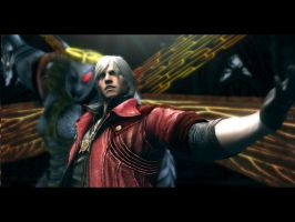 DMC 4 Screens-Shakespeare's by rog1234