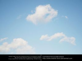 Sky and Clouds 004 by Lelanie-Stock