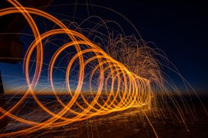 Thick Spirals by 904PhotoPhactory