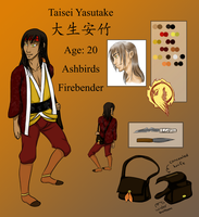 Ashbirds - Taisei - Level 1 by chiyokins