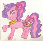 Me as A MLP by misshollyann