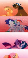 Song of my heart by Ghost-Peacock