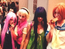 Higurashi At LFCC-Preview by Lness-chan