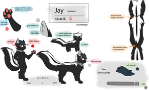 Jay reference sheet -old- by Skunk-Spunk
