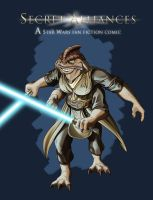 Jedi Knight Lexia SECRET ALLIANCES by WISHKER